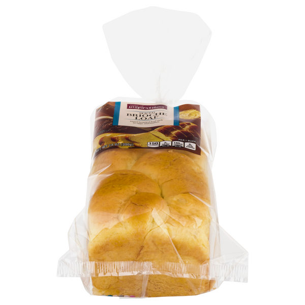Taste of Inspirations Brioche Loaf Sliced