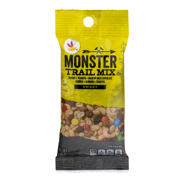 Stop & Shop Monster Trail Mix Sweet