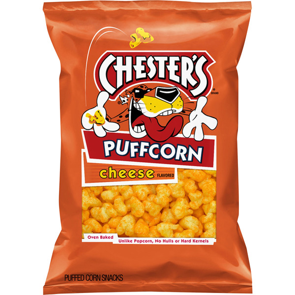 Chester's Puffcorn Cheese