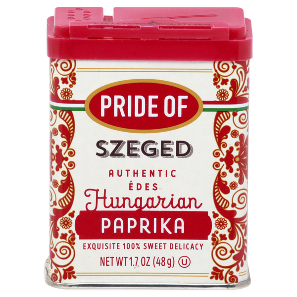 Pride Of Szeged Paprika Hungarian Authentic