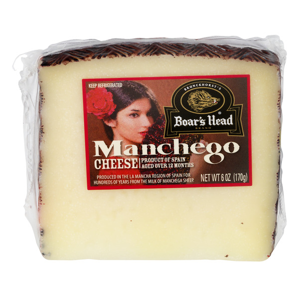 Boar's Head Manchego Cheese Chunk