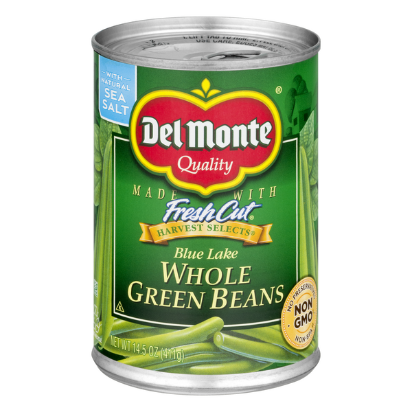 Del Monte Fresh Cut Green Beans Whole