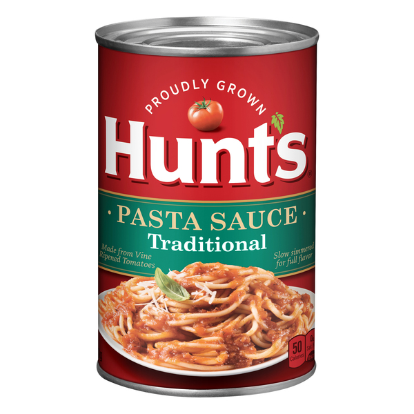Hunt's Pasta Sauce Traditional