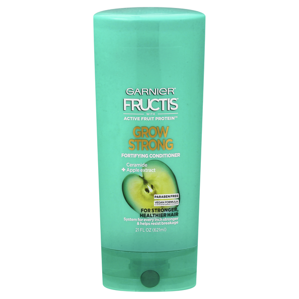 Garnier Fructis Grow Strong Fortifying Conditioner Paraben-Free