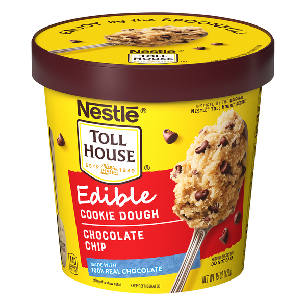 Nestle Toll House Edible Cookie Dough Chocolate Chip