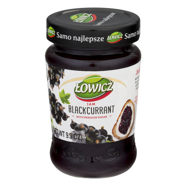 Lowicz Jam Blackcurrant