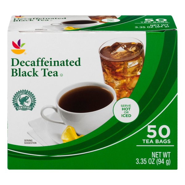 GIANT Black Tea Bags Decaffeinated All Natural