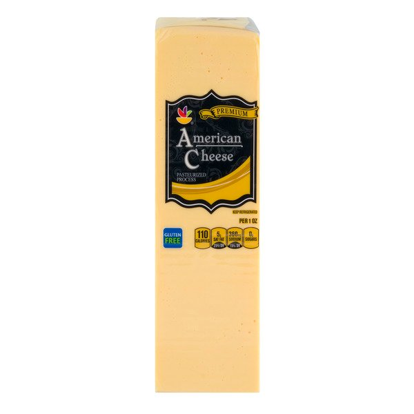 MARTIN'S Deli American Cheese Yellow (Thin Sliced)