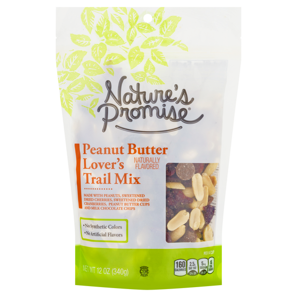 Nature's Promise Trail Mix Peanut Butter Lover's