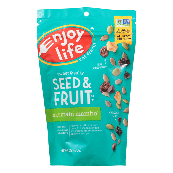 Enjoy Life Not Nuts! Seed & Fruit Mix Mountain Mambo Nut Free