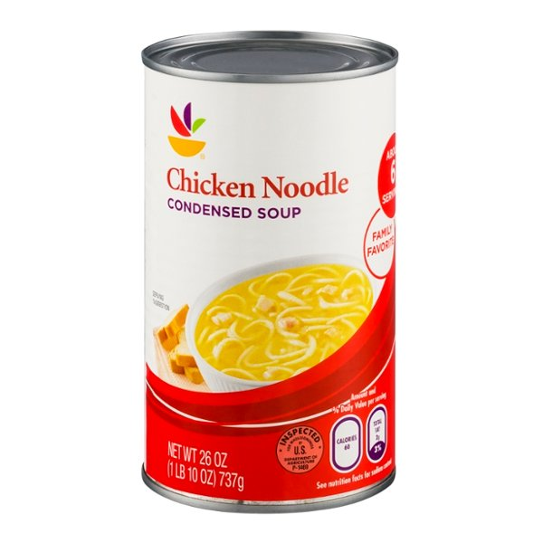 GIANT Chicken Noodle Condensed Soup