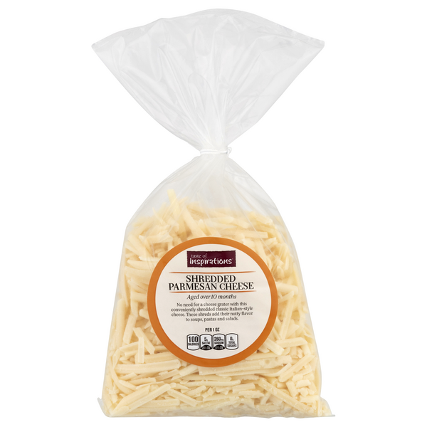 Taste of Inspirations Parmesan Cheese Shredded