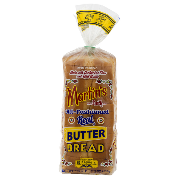 Martin's Butter Bread Old Fashioned Real