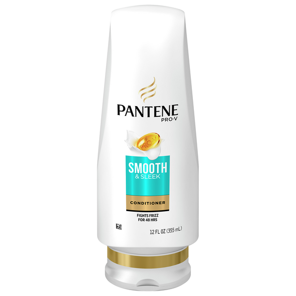 Pantene Pro-V Smooth & Sleek Conditioner for Frizzy Hair