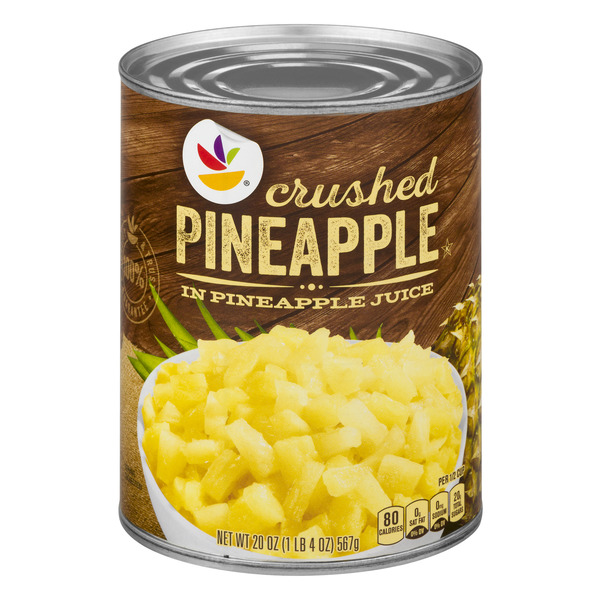 GIANT Crushed Pineapple in Pineapple Juice