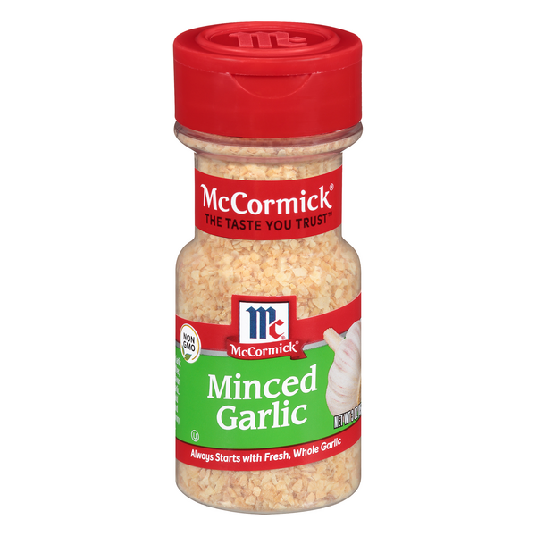 McCormick Garlic Minced