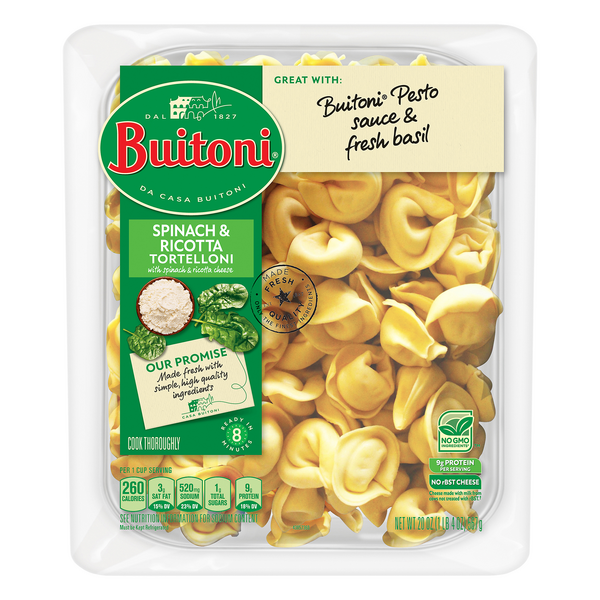 Buitoni Tortellini Spinach & Ricotta Refrigerated