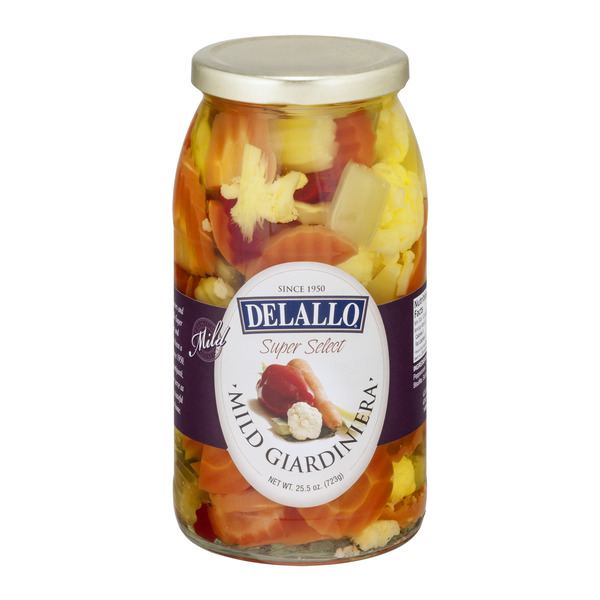 DeLallo Super Select Mild Giardiniera