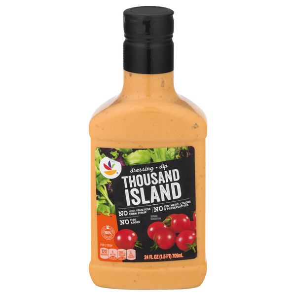 Giant Dressing & Dip Thousand Island