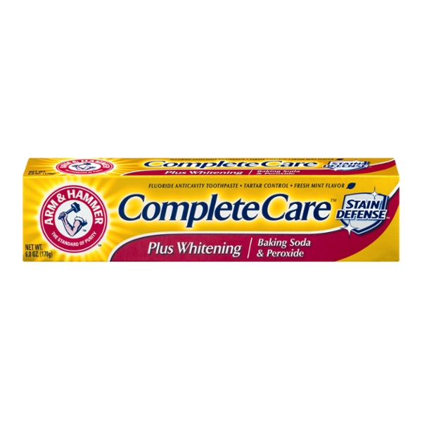 Arm & Hammer Complete Care Toothpaste Extra Whitening