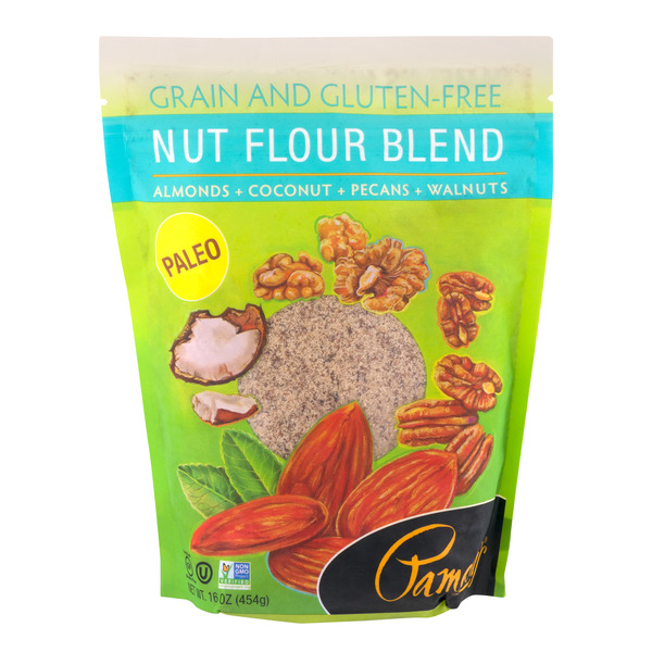 Pamela's Nut Flour Blend Grain And Gluten-Free
