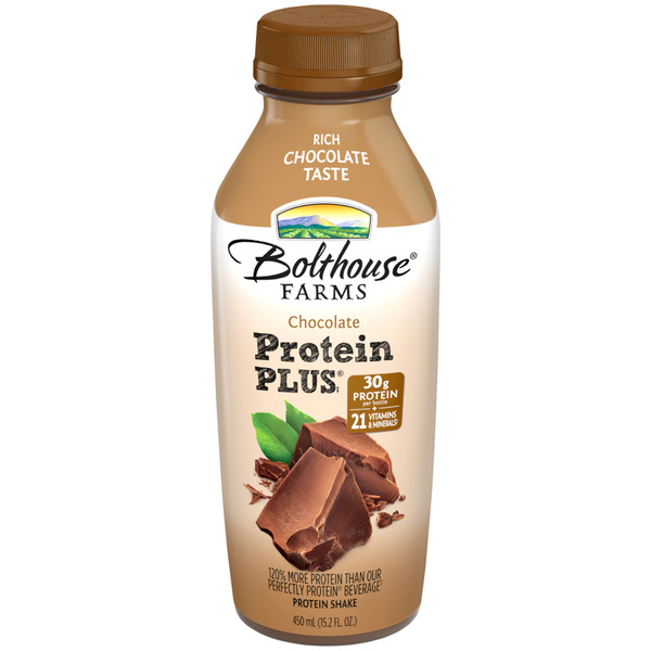 Bolthouse Farms Protein Plus Chocolate Protein Shake Fresh