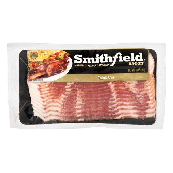 Smithfield Hickory Smoked Bacon Thick Cut