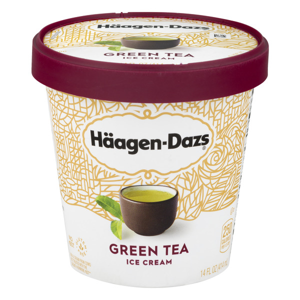 Haagen-Dazs Ice Cream Green Tea