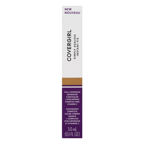 CoverGirl Simply Ageless Instant Fix Tawny 370