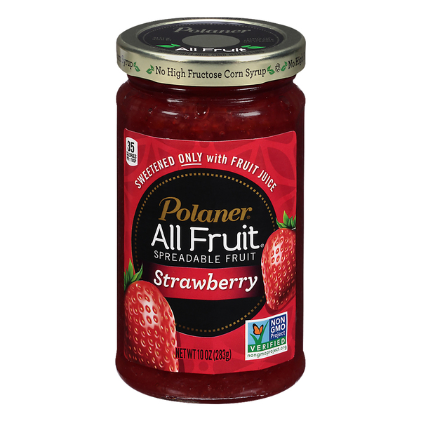 Polaner All Fruit Spreadable Fruit Strawberry