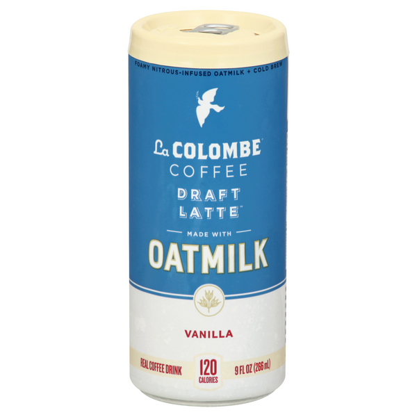 La Colombe Draft Latte Oatmilk Vanilla