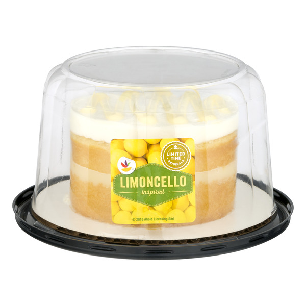 GIANT Limited Time Limoncello Inspired Cake