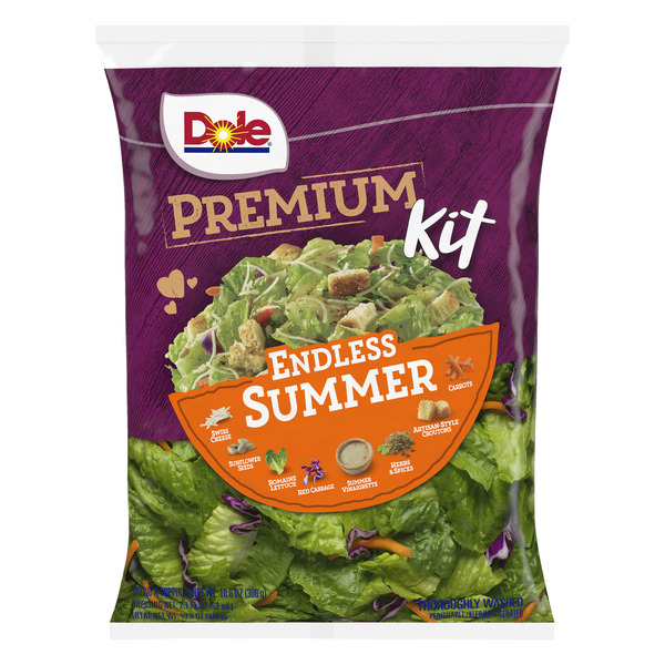 Dole Premium Salad Kit Endless Summer