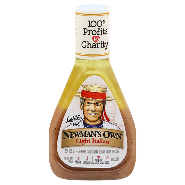 Newman's Own Italian Light Dressing