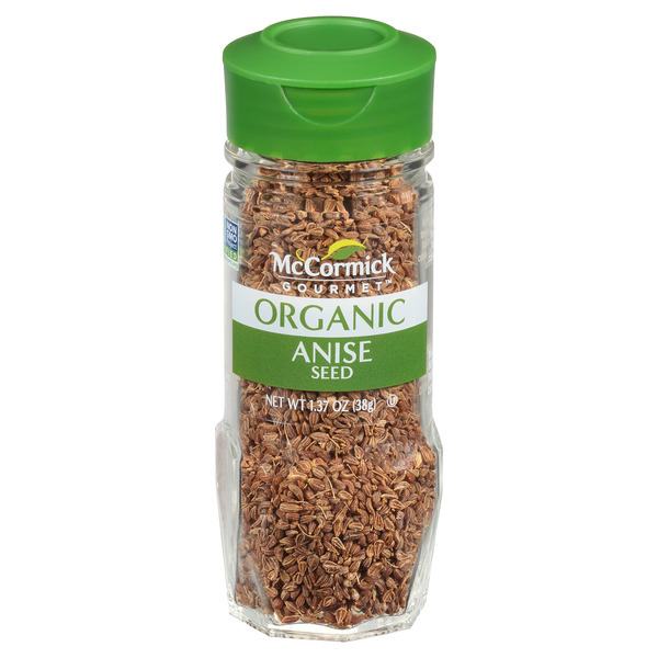 McCormick Gourmet Anise Seed Organic