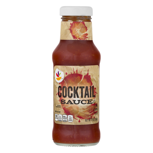 Stop & Shop Cocktail Sauce for Seafood