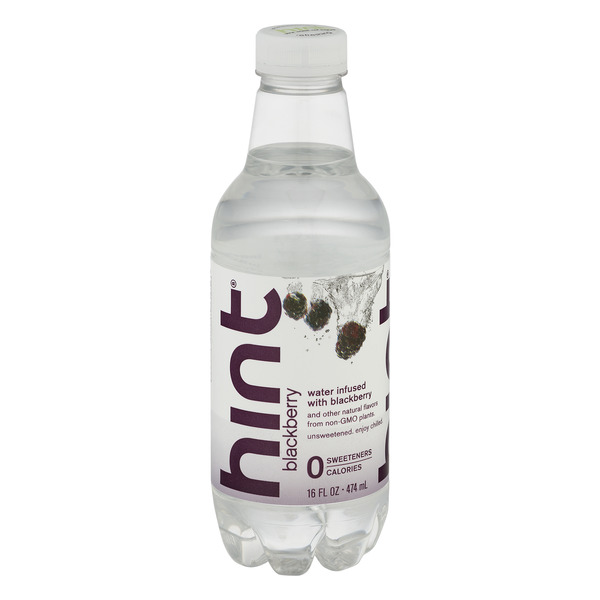 Hint Water Infused with Blackberry