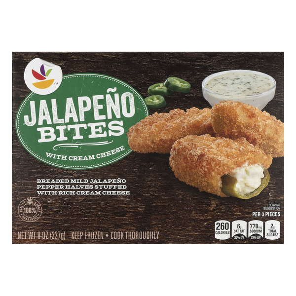 MARTIN'S Jalapeno Bites Breaded Mild with Cream Cheese