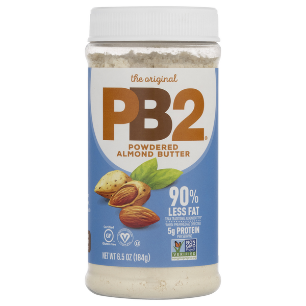 PB2 The Original Powdered Almond Butter Gluten Free