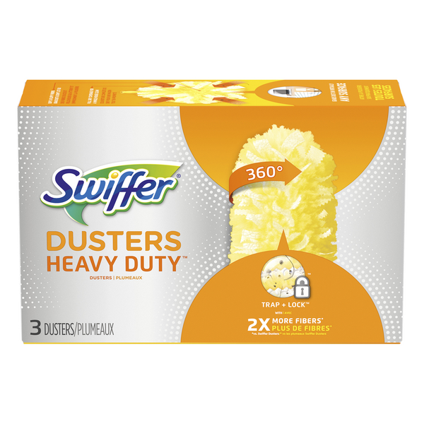 Swiffer 360 Duster Refills Unscented