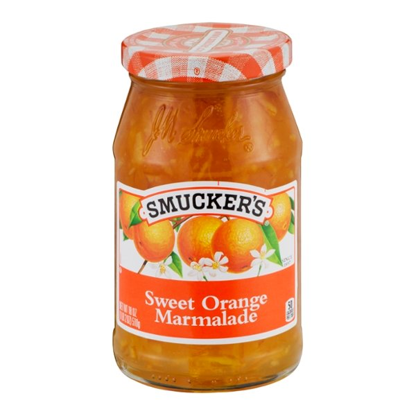 Smucker's Marmalade Sweet Orange