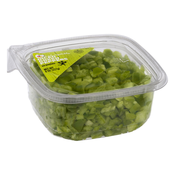 GIANT Green Peppers Diced