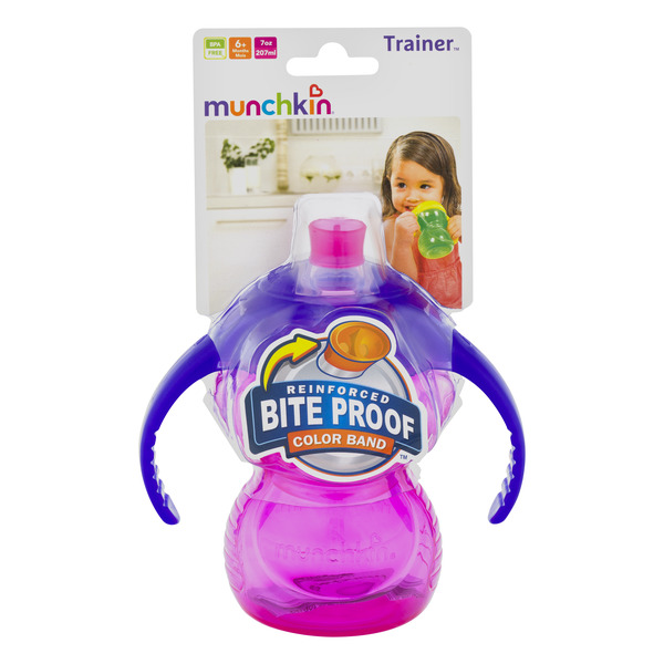 Munchkin Reinforced Bite Proof Trainer 7 oz