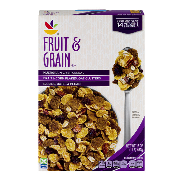 Giant Fruit & Grain Cereal