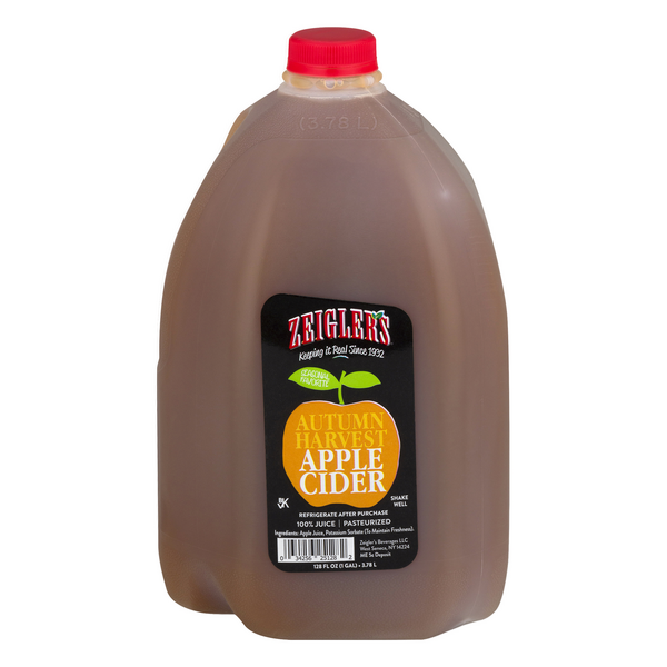 Zeigler's Apple Cider Autumn Harvest Blend Fresh