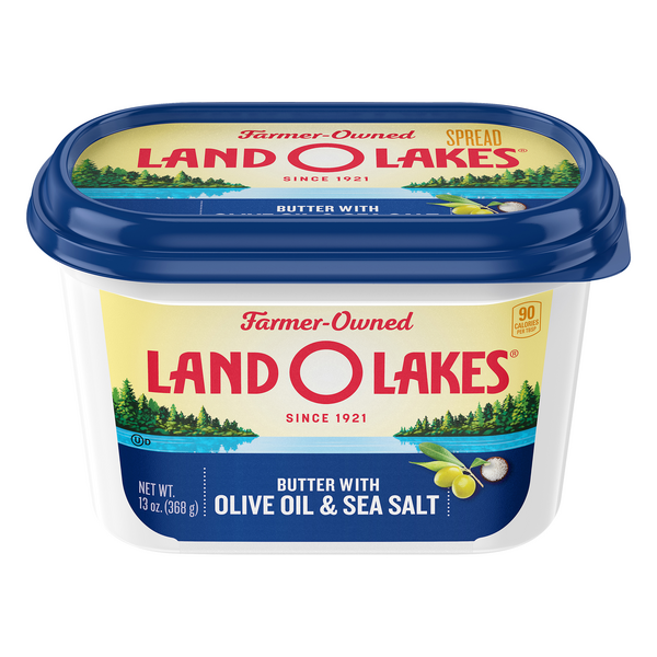Land O Lakes Butter Spread with Olive Oil & Sea Salt