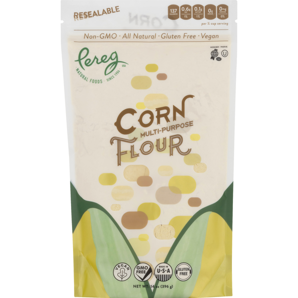 Pereg Corn Flour Multi-Purpose Gluten Free