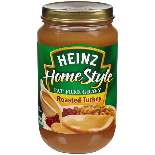 Heinz Home Style Gravy Roasted Turkey Fat Free