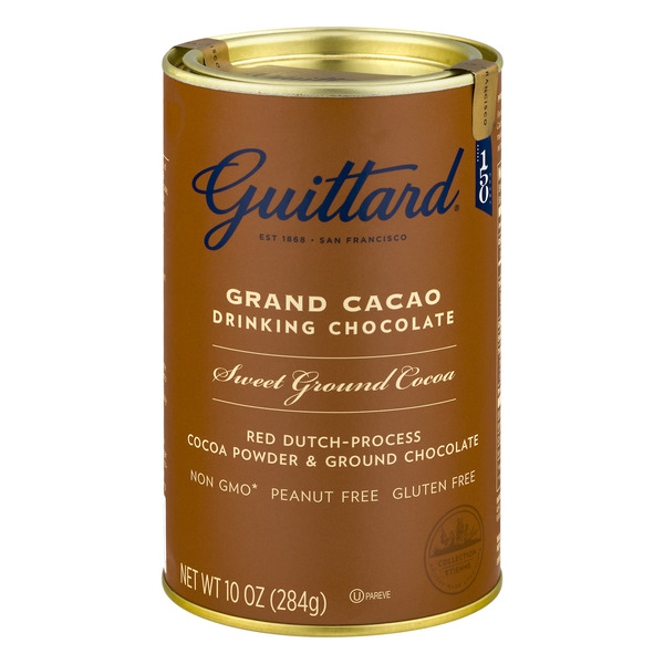 Guittard Drinking Chocolate Grand Cacao