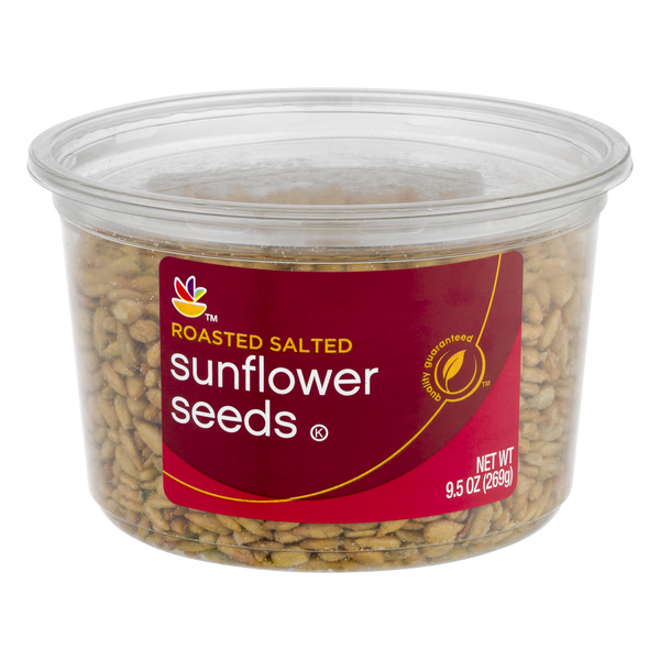 GIANT Sunflower Seeds Roasted Salted